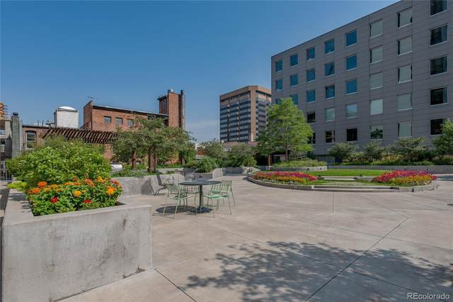 1625 Larimer Street #1802, Denver, CO 80202 (#9651675) :: The Heyl Group at Keller Williams