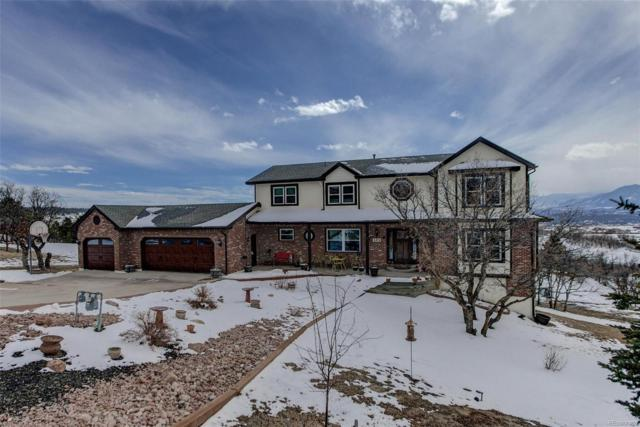 575 Harness Road, Monument, CO 80132 (MLS #9651977) :: 8z Real Estate