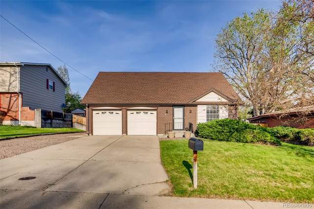 6574 Welch Street, Arvada, CO 80004 (#9652117) :: Venterra Real Estate LLC