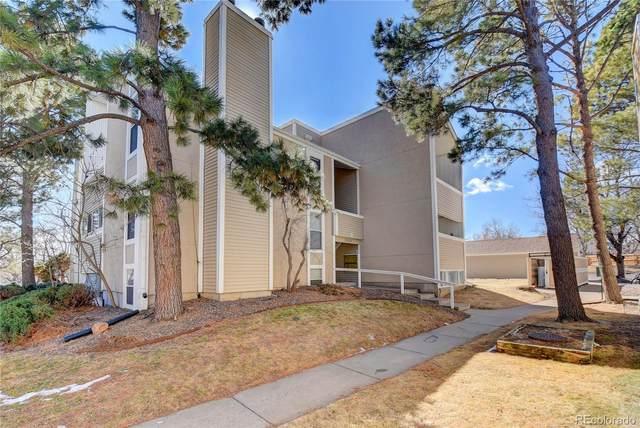 3872 S Fraser Street O05, Aurora, CO 80014 (MLS #9652324) :: Wheelhouse Realty