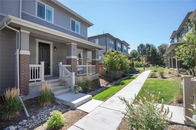 205 W Jamison Court, Littleton, CO 80120 (#9652512) :: The DeGrood Team