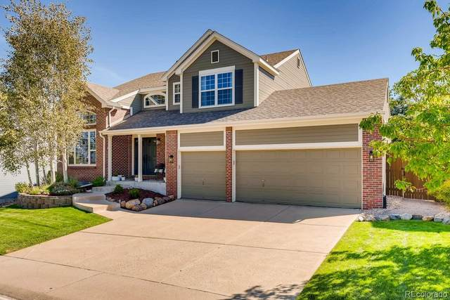9982 Hawthorne Street, Highlands Ranch, CO 80126 (#9652544) :: Compass Colorado Realty