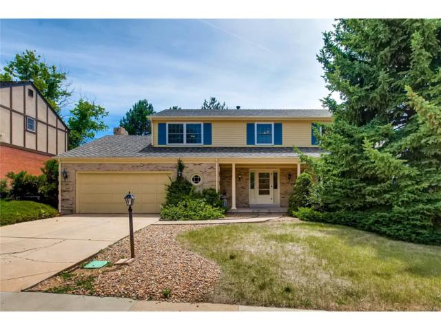 5983 S Florence Court, Englewood, CO 80111 (MLS #9652711) :: 8z Real Estate