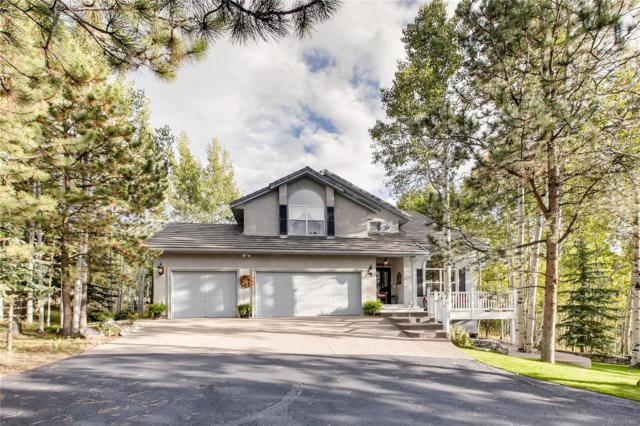 3220 Regent Drive, Woodland Park, CO 80863 (MLS #9652999) :: 8z Real Estate