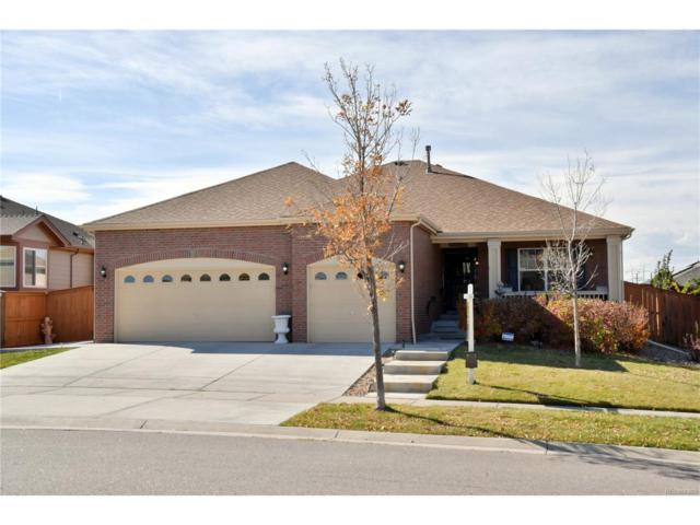 4773 S Duquesne Street, Aurora, CO 80016 (#9653220) :: Structure CO Group