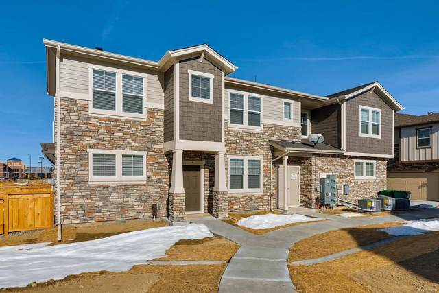 24816 E Calhoun Place A, Aurora, CO 80016 (MLS #9653442) :: 8z Real Estate