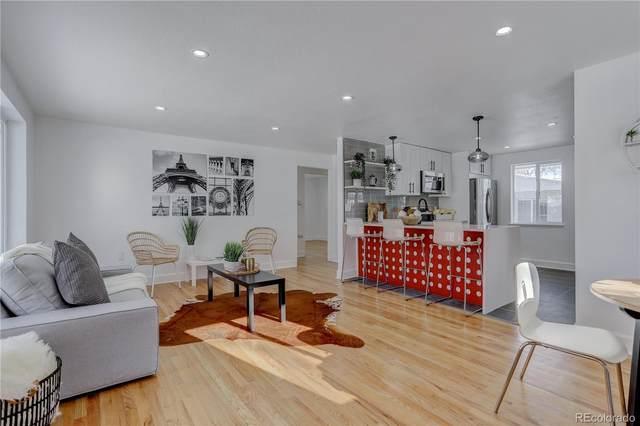 1550 Xanthia Street, Denver, CO 80220 (MLS #9653491) :: 8z Real Estate