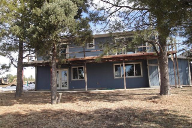 8565 Ponderosa Lane, Parker, CO 80138 (MLS #9653547) :: 8z Real Estate