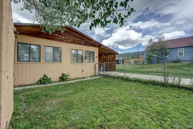 506 E 9th Street, Leadville, CO 80461 (#9653780) :: Relevate | Denver