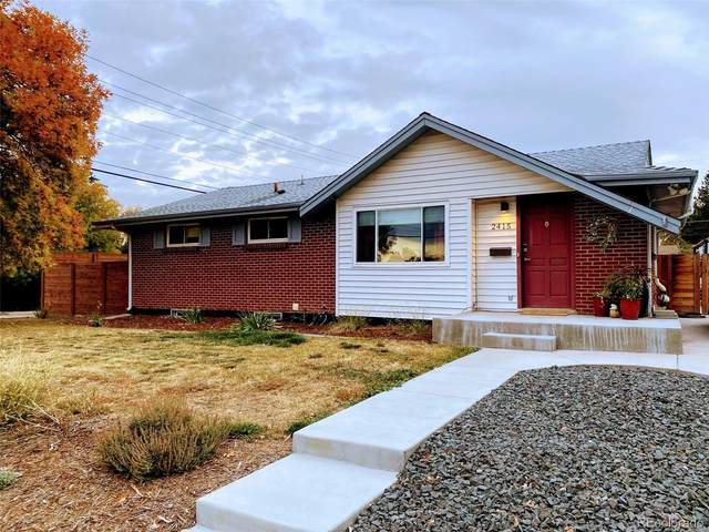 2415 E Maplewood Avenue, Centennial, CO 80121 (MLS #9653864) :: Bliss Realty Group