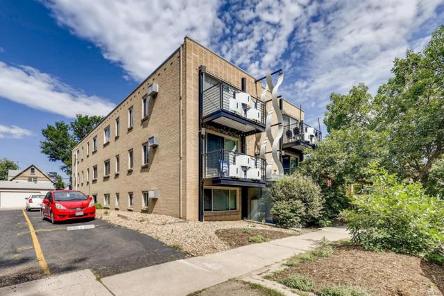 271 N Grant Street #204, Denver, CO 80203 (#9654163) :: HomeSmart Realty Group