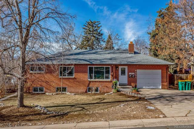 5451 S Cedar Street, Littleton, CO 80120 (MLS #9654340) :: 8z Real Estate