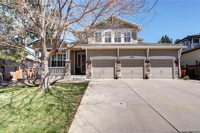 2717 Rockbridge Circle, Highlands Ranch, CO 80129 (#9655101) :: Wisdom Real Estate