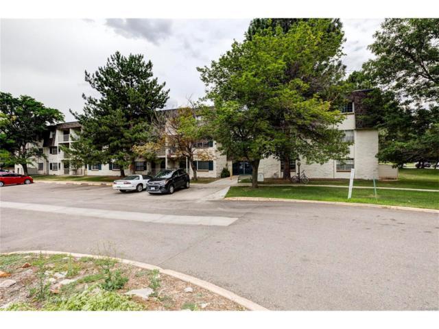 5875 E Iliff Avenue #309, Denver, CO 80222 (MLS #9655243) :: 8z Real Estate