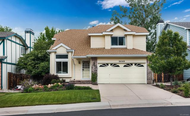 20349 E Powers Place, Centennial, CO 80015 (#9655525) :: The Heyl Group at Keller Williams