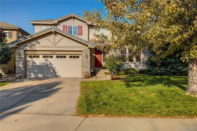 9210 Aspen Creek Point, Highlands Ranch, CO 80129 (MLS #9655641) :: Kittle Real Estate