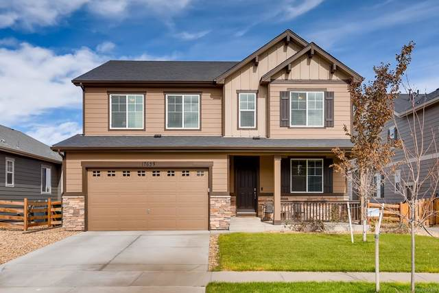 17639 E 111th Place, Commerce City, CO 80022 (#9655720) :: HomeSmart Realty Group