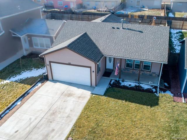 1145 5th Avenue, Deer Trail, CO 80105 (#9655932) :: House Hunters Colorado