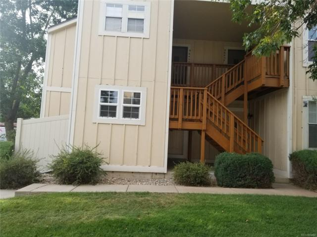 9645 W Chatfield Avenue C, Littleton, CO 80128 (#9656406) :: Group 46:10 - Denver