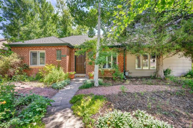 1160 Elm Street, Denver, CO 80220 (#9656757) :: Wisdom Real Estate