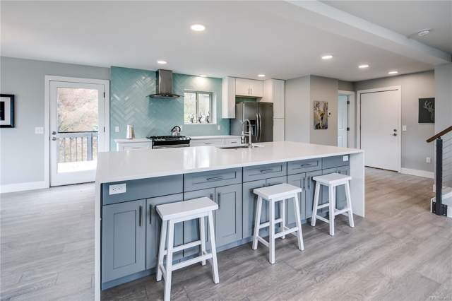 5968 N Shavano Place, Parker, CO 80134 (#9656890) :: The DeGrood Team