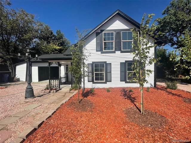 6401 W 47th Place, Wheat Ridge, CO 80033 (#9656910) :: The HomeSmiths Team - Keller Williams