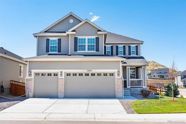 6279 Leilani Lane, Castle Rock, CO 80108 (#9657151) :: The Gilbert Group