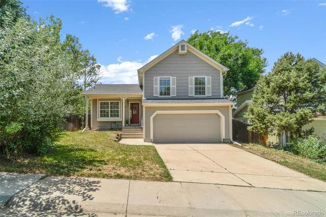 2225 Cliffrose Lane, Louisville, CO 80027 (#9657486) :: The DeGrood Team