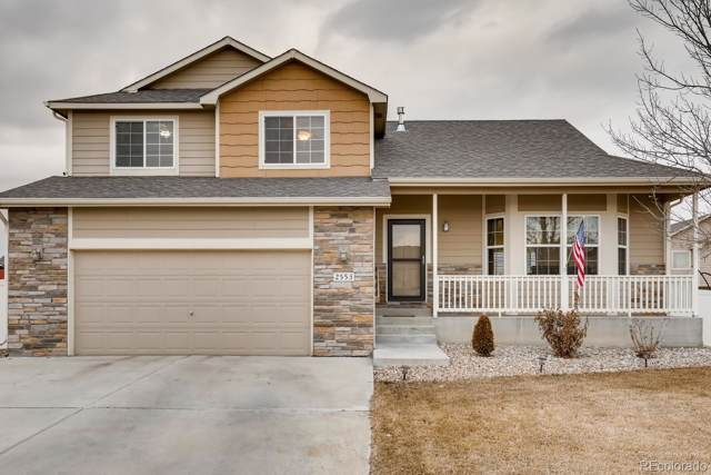 2553 Rosemary Lane, Mead, CO 80542 (#9657515) :: Bring Home Denver with Keller Williams Downtown Realty LLC