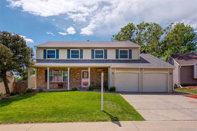7064 S Grape Way, Centennial, CO 80122 (#9657724) :: Bring Home Denver with Keller Williams Downtown Realty LLC