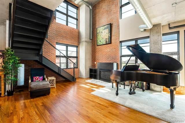 1860 Washington Street #602, Denver, CO 80203 (MLS #9657792) :: 8z Real Estate