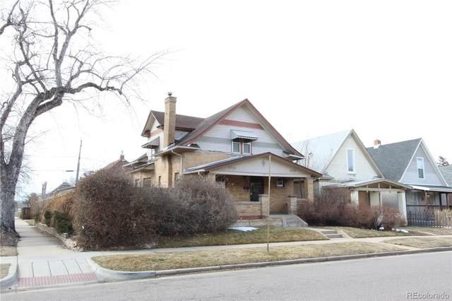 1193 S Clarkson Street, Denver, CO 80210 (#9657905) :: The Brokerage Group
