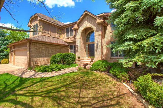 4735 E Pinewood Circle, Centennial, CO 80121 (#9658297) :: The Heyl Group at Keller Williams