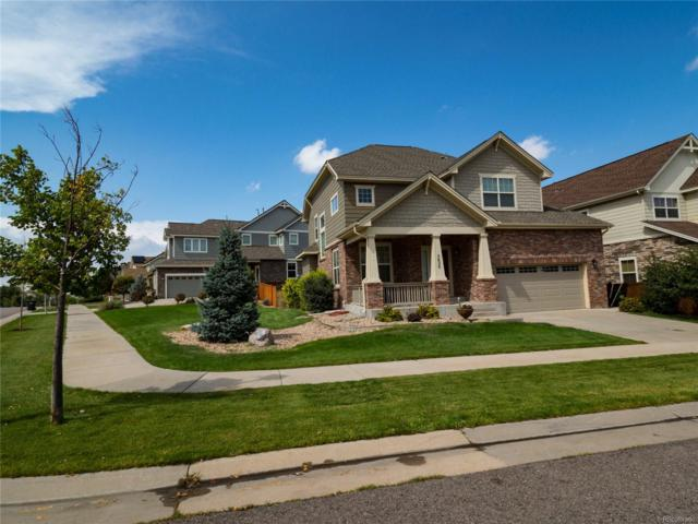 5626 S Biloxi Way, Aurora, CO 80016 (#9658362) :: The Galo Garrido Group