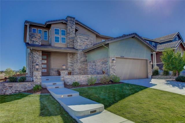 14110 Pastel Lane, Parker, CO 80134 (#9658366) :: The Peak Properties Group