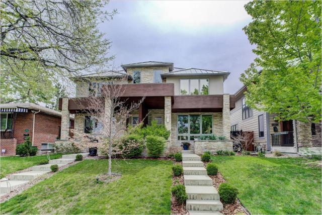 1882 S Pennsylvania Street, Denver, CO 80210 (MLS #9658496) :: 8z Real Estate