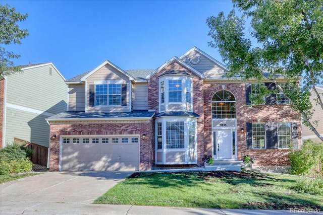 9835 Townsville Circle, Highlands Ranch, CO 80130 (#9658704) :: THE SIMPLE LIFE, Brokered by eXp Realty
