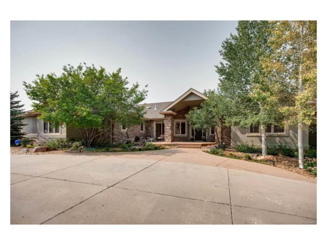 8777 Comanche Road, Niwot, CO 80503 (MLS #9659134) :: 8z Real Estate