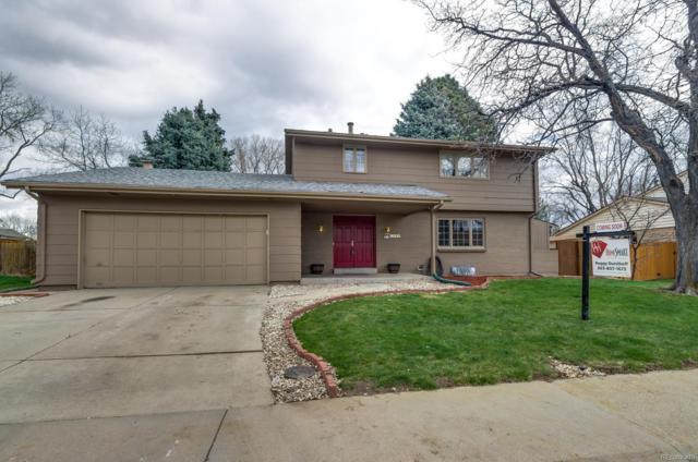 1566 S Kline Court, Lakewood, CO 80232 (#9659172) :: House Hunters Colorado