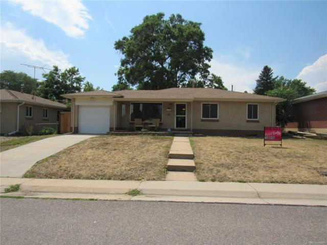 1385 S Depew Street, Lakewood, CO 80232 (#9659430) :: The Peak Properties Group