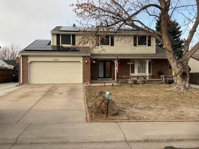 14635 E Warren Avenue, Aurora, CO 80014 (#9659761) :: The HomeSmiths Team - Keller Williams