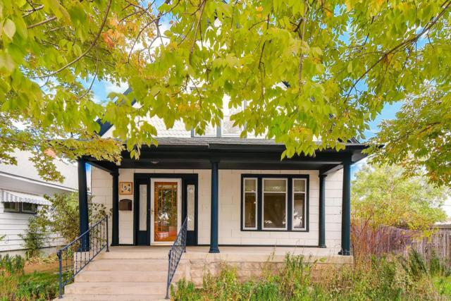 154 S Park Avenue, Fort Lupton, CO 80621 (#9659939) :: Sellstate Realty Pros