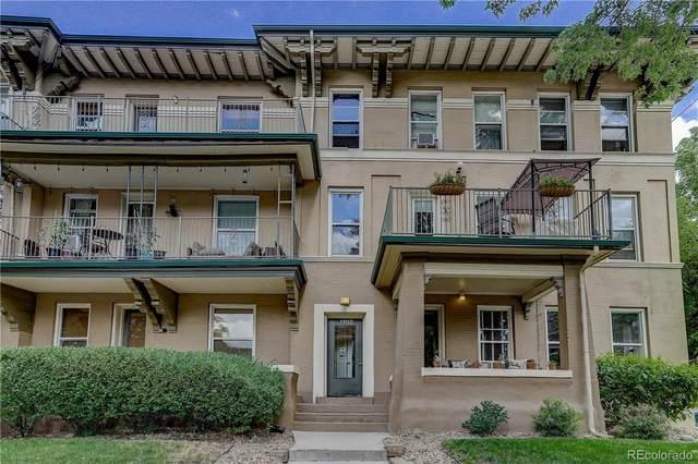 1100 N Logan Street #7, Denver, CO 80203 (#9659972) :: Kimberly Austin Properties