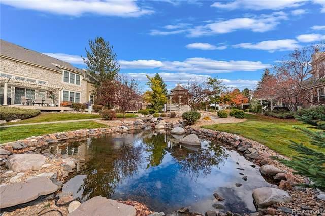 4545 S Monaco Street #135, Denver, CO 80237 (#9660175) :: Wisdom Real Estate
