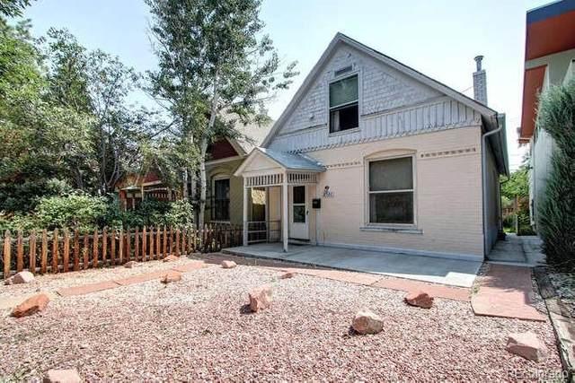 2722 N Williams Street, Denver, CO 80205 (#9660589) :: Compass Colorado Realty