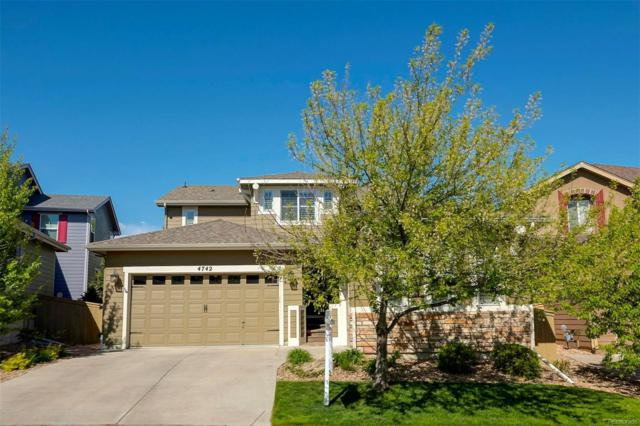 4742 Bluegate Drive, Highlands Ranch, CO 80130 (#9660770) :: House Hunters Colorado