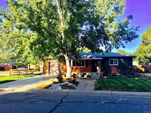 6393 Johnson Way, Arvada, CO 80004 (#9660839) :: The Griffith Home Team