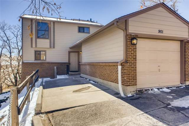901 Homestake Drive, Golden, CO 80401 (#9661073) :: iHomes Colorado