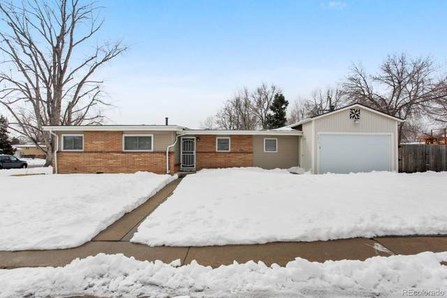 6075 Carr Street, Arvada, CO 80004 (MLS #9661418) :: The Sam Biller Home Team