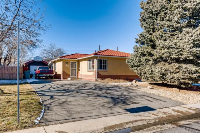 1145 S Kendall Street, Lakewood, CO 80232 (#9661492) :: The Griffith Home Team
